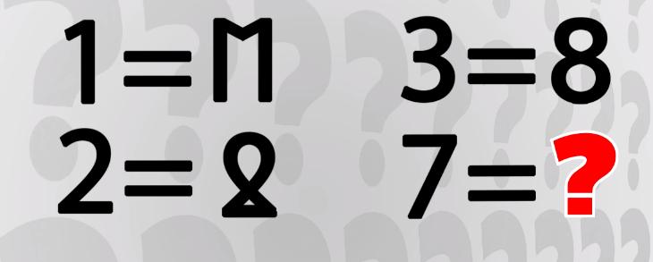 Quel est le symbole qui doit remplacer le