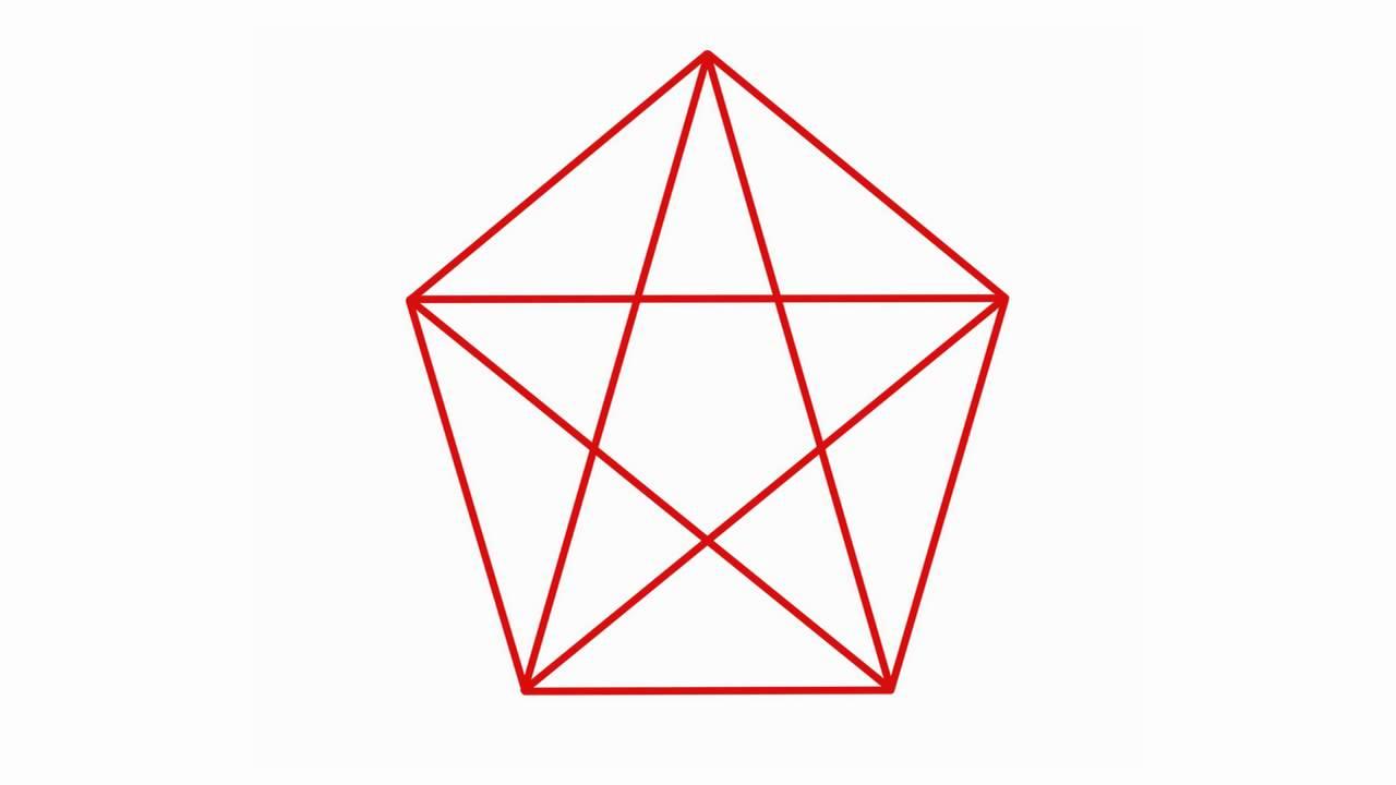 Combien y a-t-il de triangles dans cette forme?